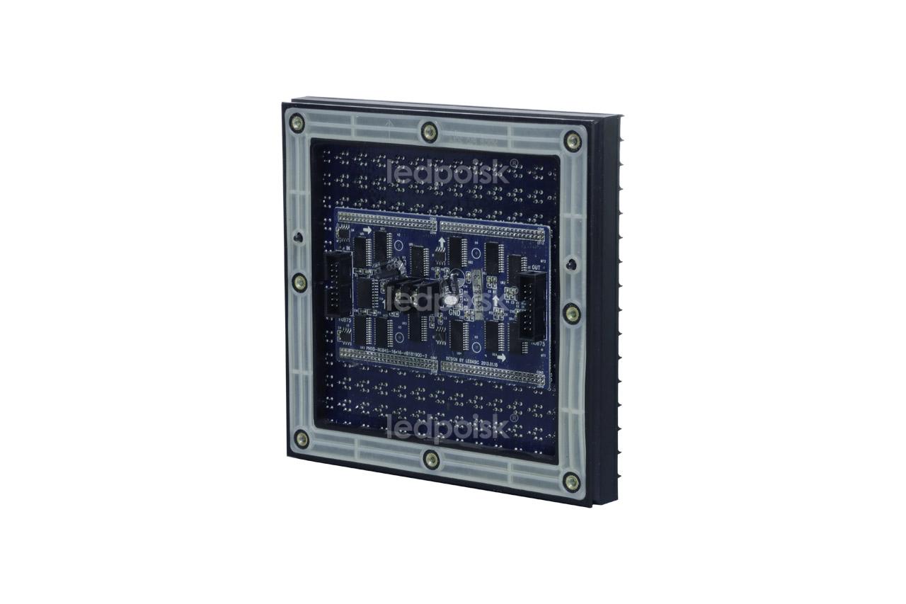 Модуль для сборки светодиодного экрана RGB GT-P10RGB-1